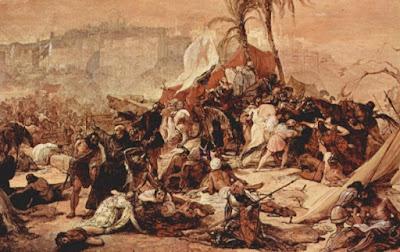 Sejarah Terjadinya Perang Uhud