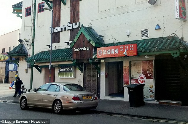 tHE bAMBU BAR IN bIRMINGHAM THAT TURNED AWAY BLACK WOMEN