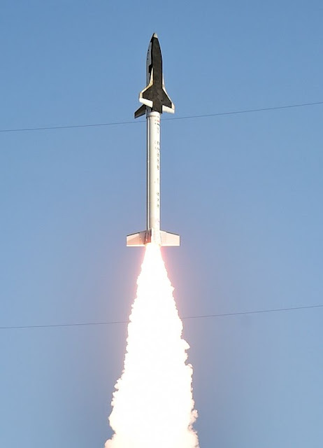 RLV-TD-ISRO-Space-Shuttle-Launch-India-Exclusive-Image-Picture-Photo