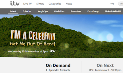 Comment regarder I'm a Celebrity Get Me Out of Here 2016 sur ITV