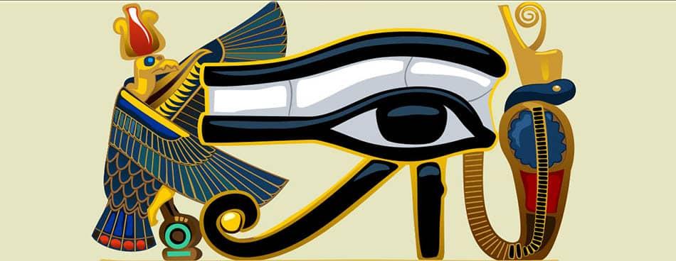 A, Antik semboller, Ra'nın gözü,Horus'un gözü,mitoloji, mısır mitolojisi, Ra'nın gözünün anlamları,Ra ve Horus'un gözü,Mısır tanrısı Ra,Ra'nın gözünün gizli anlamları,semboller