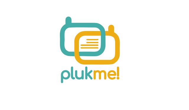 plukme logo