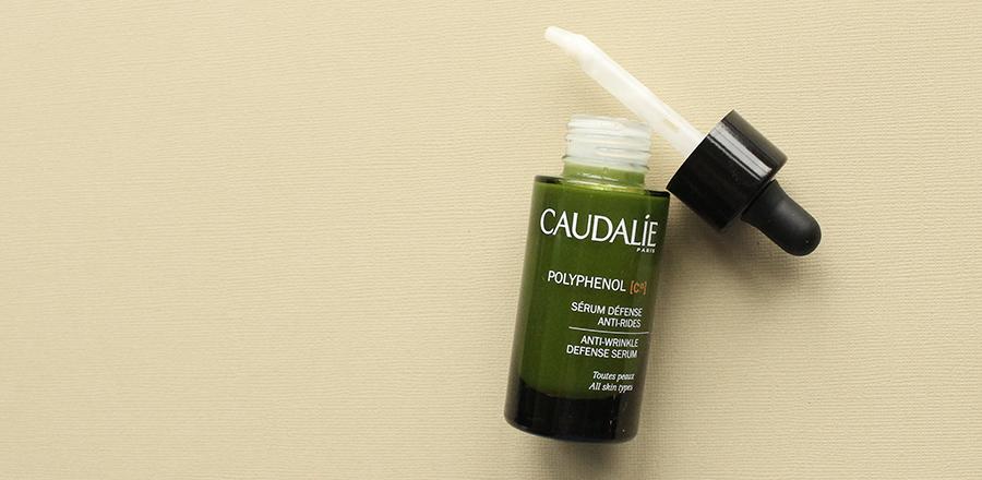 Review: Caudalie Polyphenol C15 Anti-Wrinkle Defense Serum