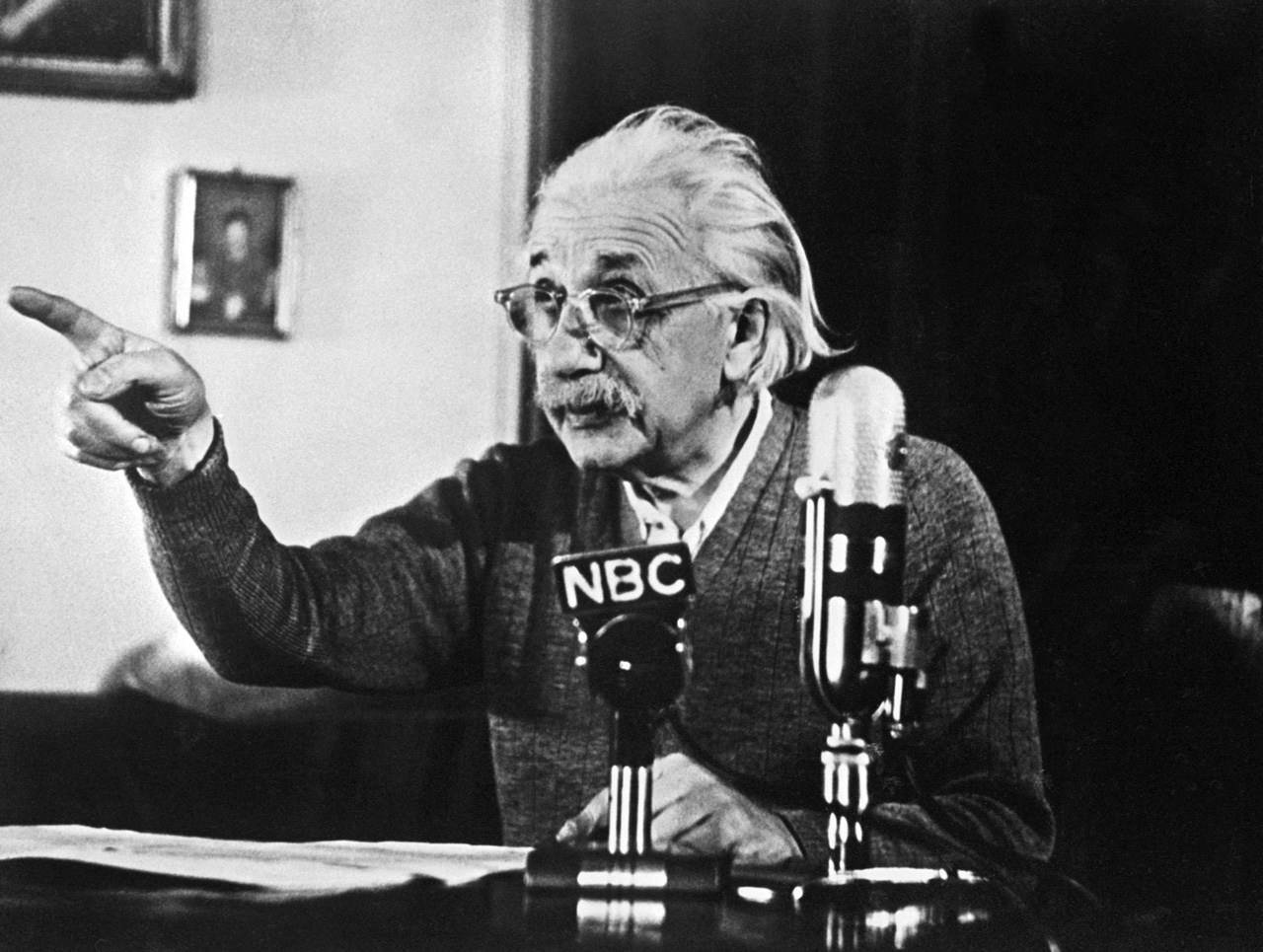 Einstein's thought experiments