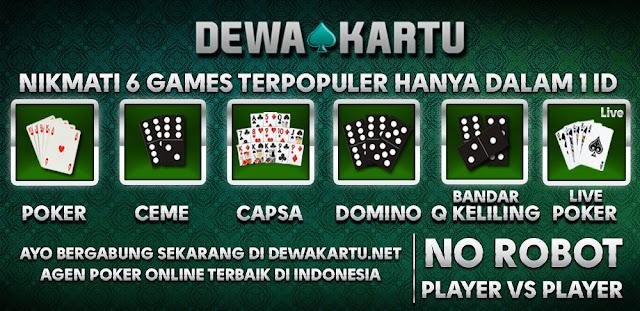 4 Langkah Daftar DewaKartu Agen Poker Terpercaya