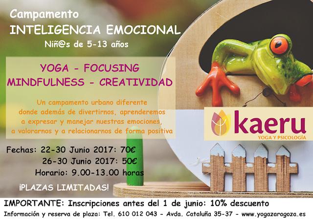 Campamento Inteligencia Emocional