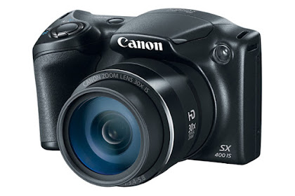 Canon PowerShot SX400 IS Driver Download Windows, Mac