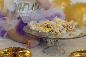 5 easy steps to create the perfect first birthday cake smash photo shoot