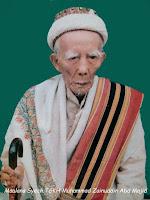 Mori Hanafi Bangga Atas Anugerah Gelar Pahlawan Maulana Syeikh