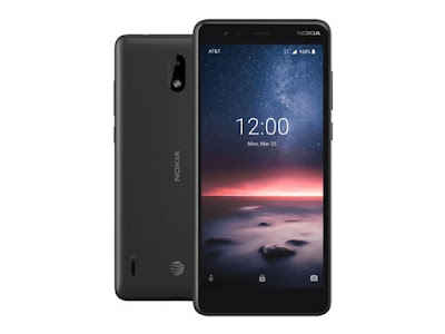 Nokia 3.1 A - OS Android 9 Pie