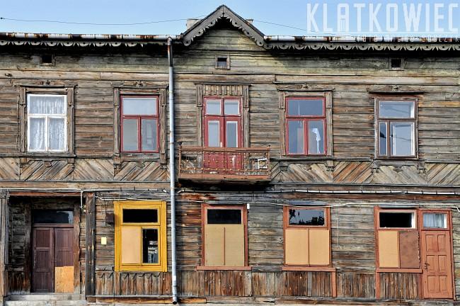 Sierpc: drewniane miasto