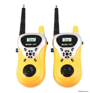 Walky talky (TIK) - berbagaireviews.com