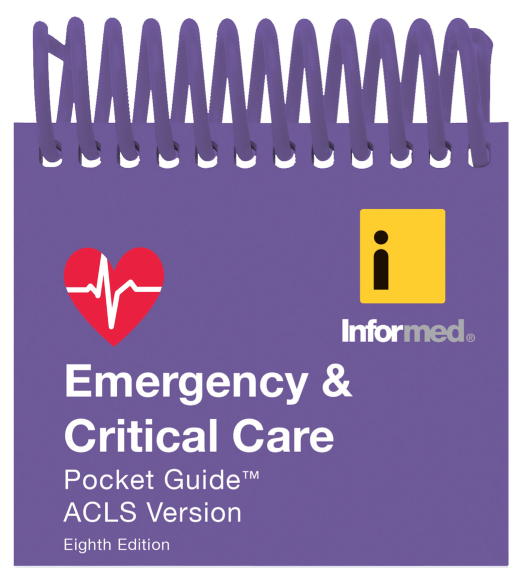 Emergency And Critical Care Pocket