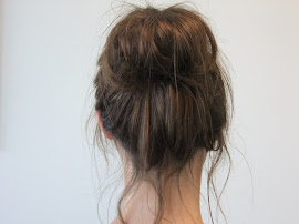 YouTube#2 Doughnut Messy Bun Tutorial