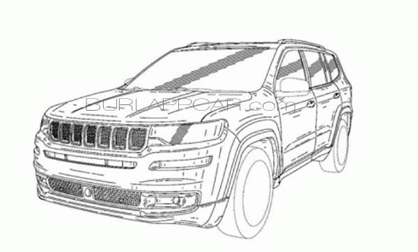 burlappcar  2019 jeep grand commander coming up