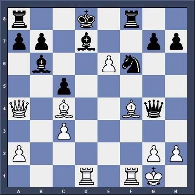 Echec & Tactique : les Blancs jouent et matent en 3 coups
