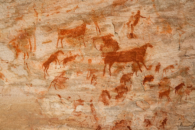 Did humans speak through cave art? New paper links ancient drawings and language's origins