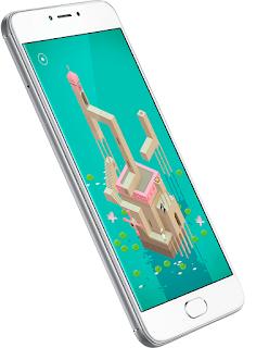 Meizu M3 Note smartphone
