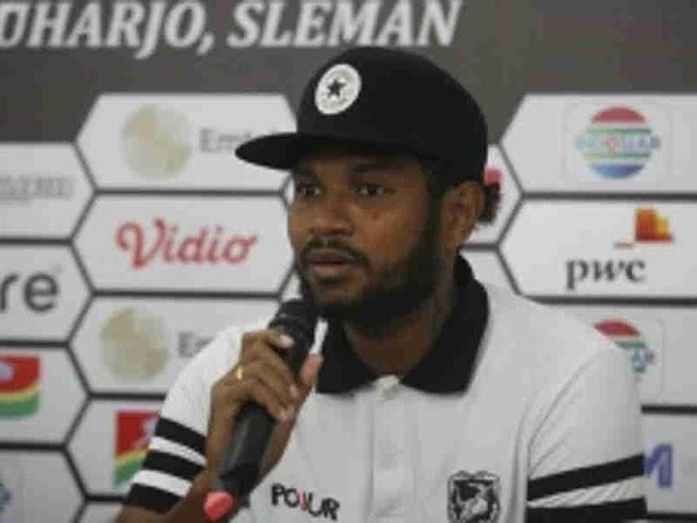 Fandry Imbiri Janji Tampil Maksimal Bela Madura United