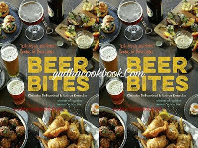 Download ebook BEER BITES -  Tasty Recipes and Perfect Pairings for Brew Lovers