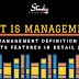 What is Management? Management Definition & Features