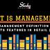 What is Management? Management Definition & Features