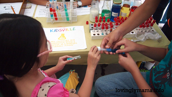 Kidsville - activities for kids - homeschooling - homeschooling in Bacolod - Bacolod City - Bacolod mommy blogger-  talisay city - Negros Occidental - The District North Point - teaching kids - field trip - educational fair - science experiment