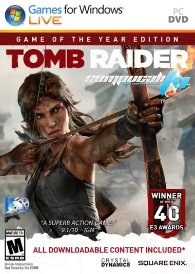 Tomb Raider Game Of The Year Edition PC Full Español