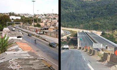 Temer corta verbas para obras em estradas mineiras