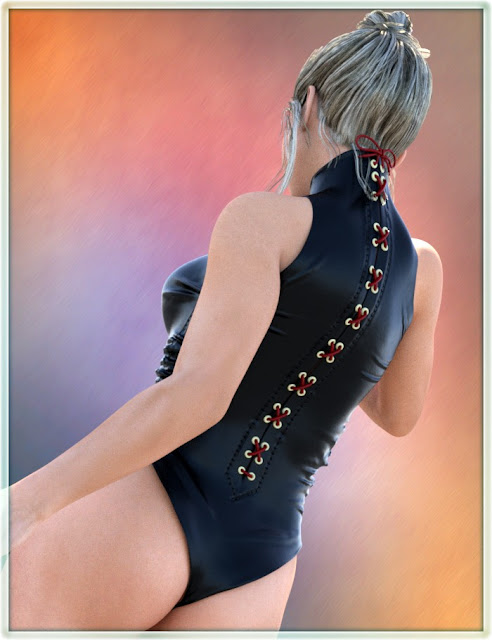 Carole Fashion for Genesis 3 Female