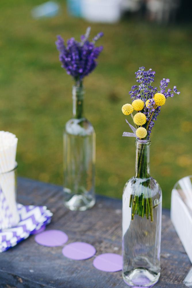 Нежная лавандовая свадьба в стиле прованс lillas lavandas