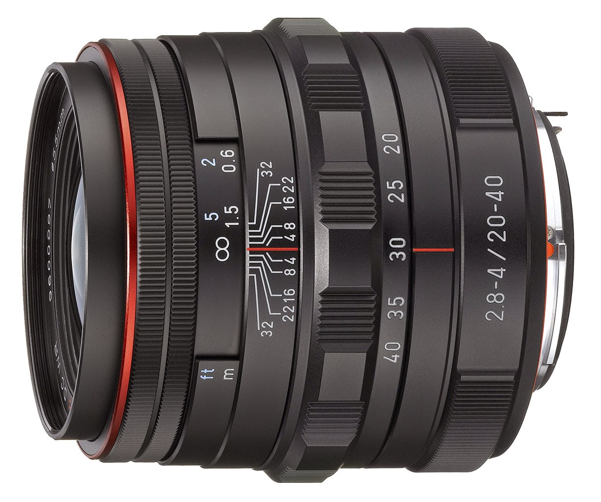 HD DA 20-40 mm Limited фото