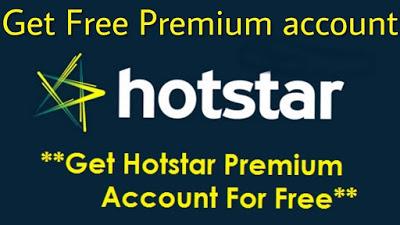 hotstar premium account id and password 2019 ~ Latest Tech