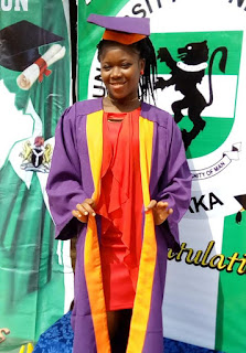 Nigerian woman shares touching story as she celebrates her housemaid of 13 years on her Matriculation