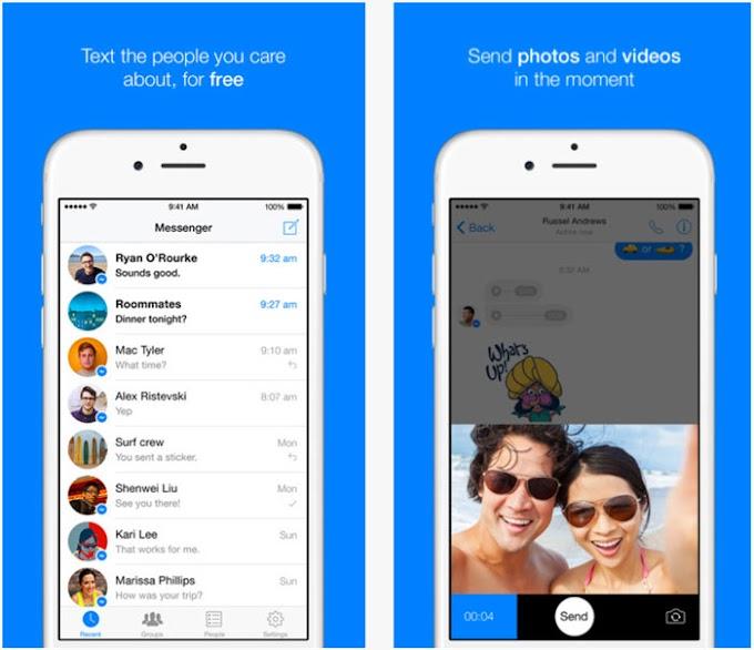 Facebook Messenger supera las 7,000 millones de conversaciones diarias