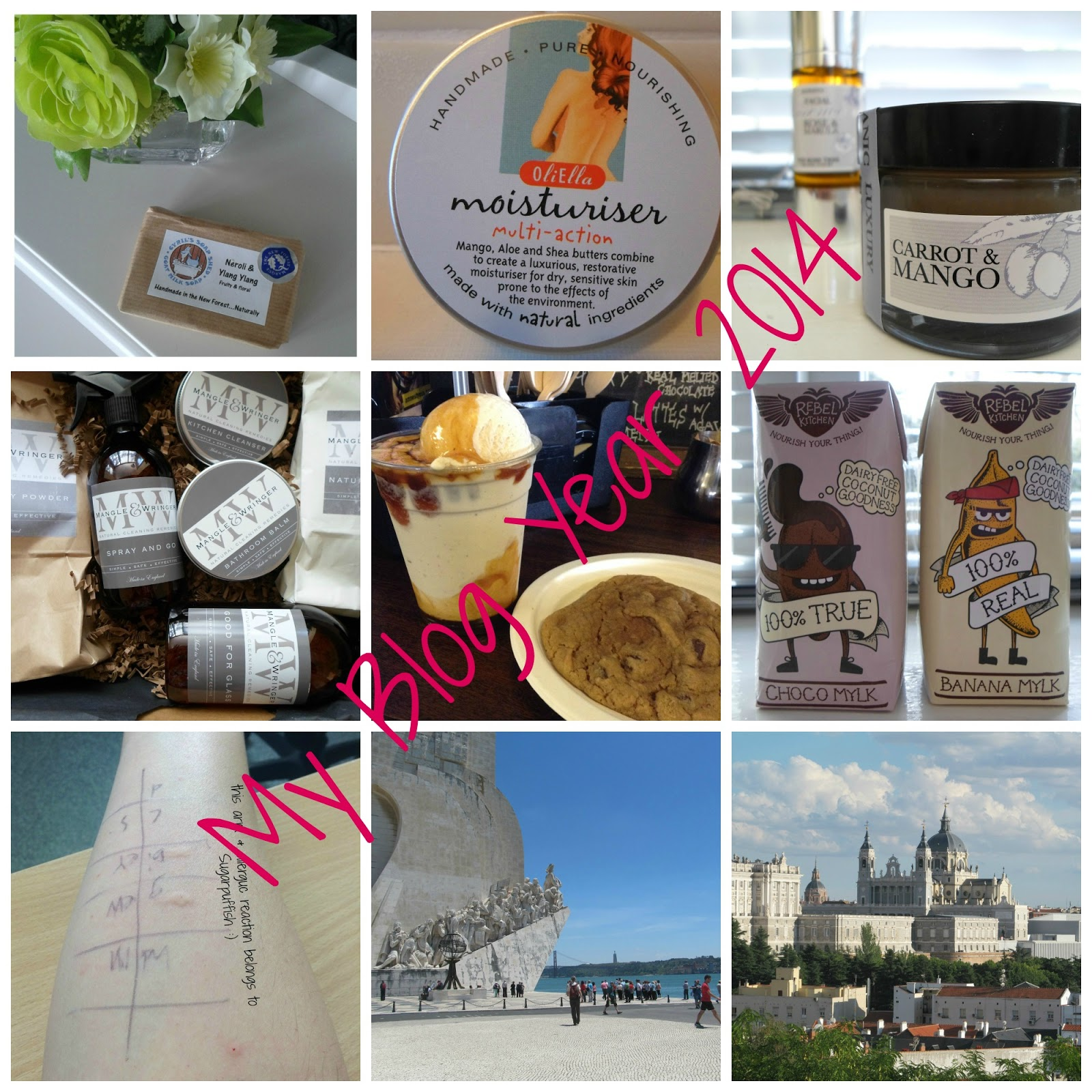 Sugarpuffish Yearly Blog Review 2014