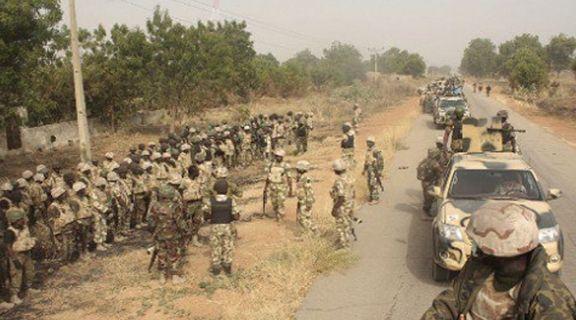 Boko Haram Members On The Run; hiding in border areas