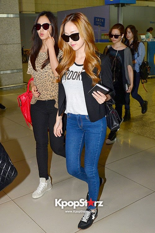 Airport Fashion: SNSD Jessica | Official Korean Fashion