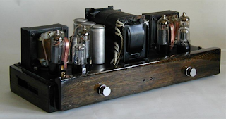PUSH-PULL TUBE AMPLIFIER