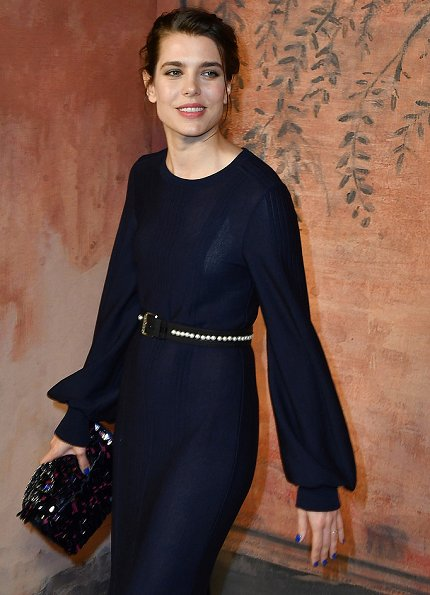 Charlotte Casiraghi attends Chanel Cruise 2018 collection ...