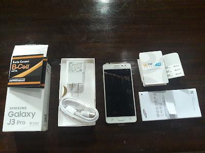 Review Indonesia Samsung Galaxy J3 Pro SM-J3119