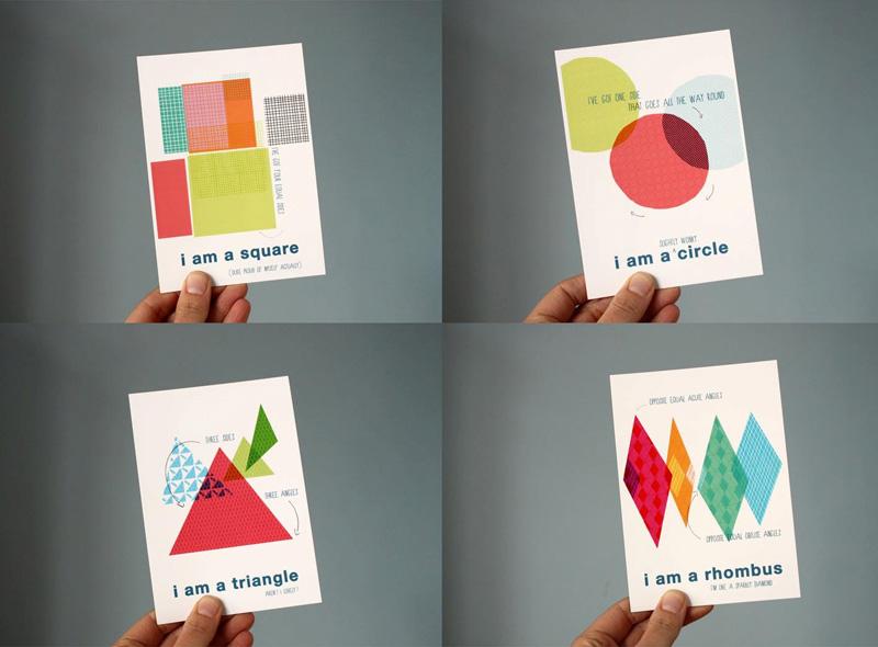 Imprimir tarjetas de visitas artesanalmente con sellos