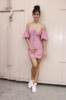 Disha Patani Looks stunning in Small Short Pink Dress @ The Promotions Of Baaghi 2 ~  Exclusive Galleries 003.jpg