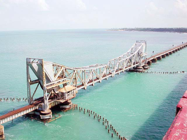 Sea Bridge of India
