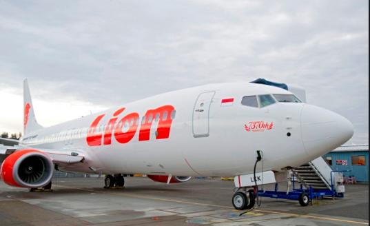Penerbangan Lion Pontianak - Jakarta Kisruh Gegara Penumpang Bawa Bom