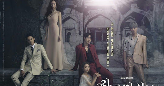 Jual DVD Drama Korea Bride of the Water God 2017