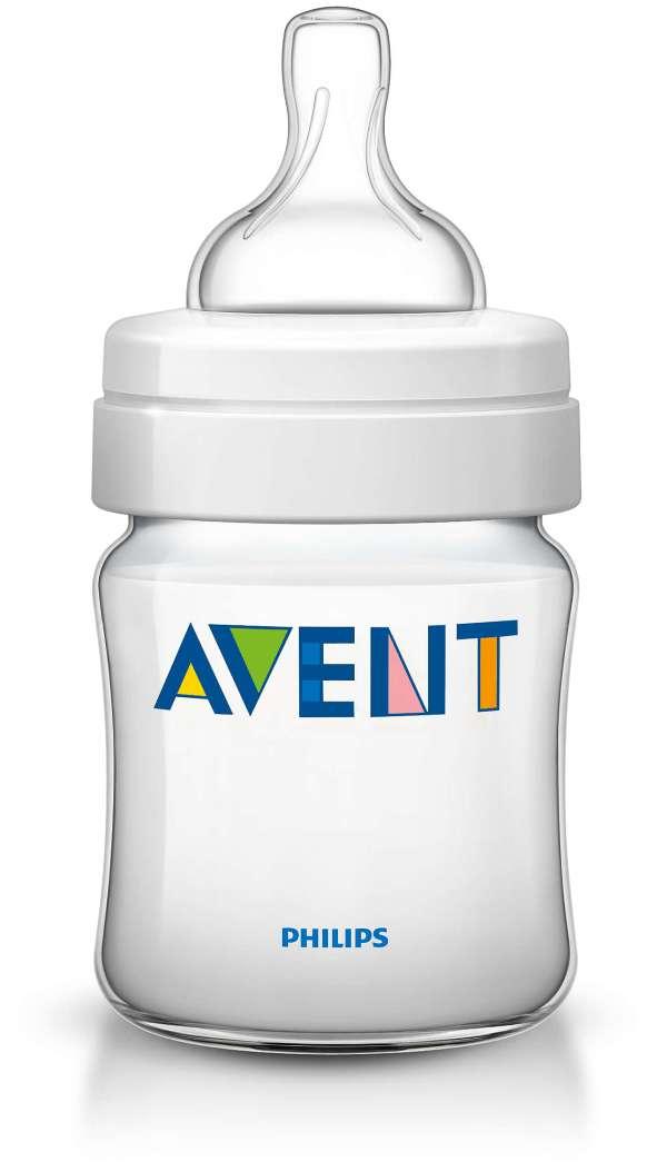 Botol susu avent klasik newborn