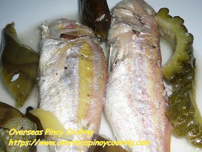 Paksiw na Bisugo Recipe