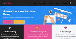 CPMlink - acortador de enlaces