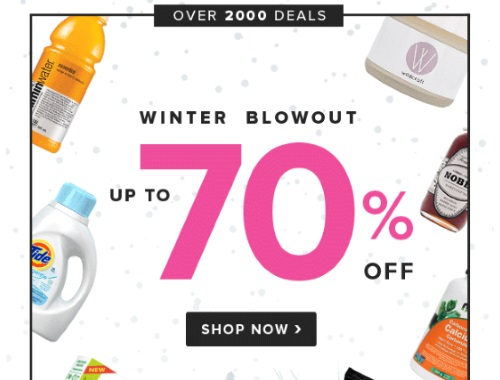 Well.ca Winter Blowout Up To 70% Off + $10 Off Exclusive Promo Code